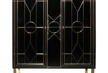 Buffet / bar cabinet