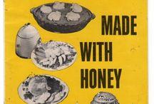 Honey recipes / Some yummy honey treats for beauty on the inside
