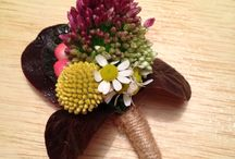 Corsage & Boutonniere / Corsages by Jo Beth floral design
