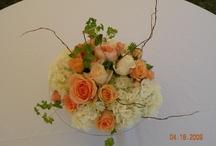 bridal flowers / by Linda Ford