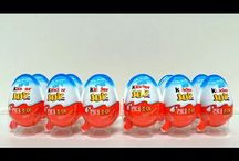 Kinderjoy Surprise Eggs Toy ( 킨더조이 장난감 ) / Kinderjoy Surprise Eggs Toy 킨더조이 장난감