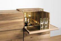 coctail cabinet
