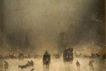 Artist | James Whistler