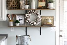 i decorate: Farmhouse decorating