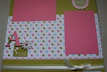 ALOT OF Scrapbooking Ideas / by Joan Green