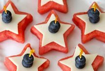 Fourth of July - Healthy Recipes