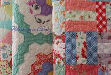 Quilt Obsession / Love to sleep under a quilt!