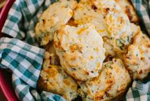 Biscuits, Biscuits & More Biscuits   Recipes / Southerners will serve up a soft, buttery and flaky biscuit at almost any meal without complaints. Biscuits are a Southern delicacy that can be served in a number of ways. However, we always find them delicious. Get both easy and tasty biscuit recipes below.