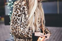 Leopard is the new black inspiration