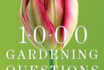 Gardening / Some of our favorite books on gardening.