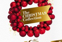 The Christmas Collection / All the Christmas sparkle and inspiration you'll need!