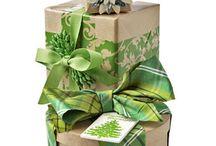 Gift Wrapping / by Genesee Jayasuriya