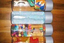 Bottiglie sensoriali / Bottiglie sensoriali