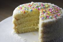 Easy Cake Recipes / Easy to follow recipes for delicious cakes