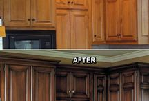 kitchen face lift