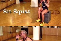 squats for runners