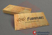 S T A T I O N E R Y / Calibreworks Portfolio Stationery