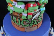 Kids birthday cake idea