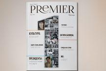 Пресса / Дизайн, вёрстка журналов, газет, проспектов