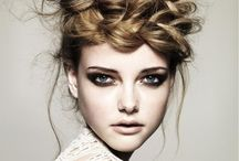 Inspiring womans hair / Stylish woman hairstyls