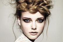 Inspiring womans hair / Stylish woman hairstyls