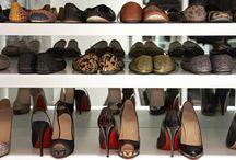 Organizing ~ Shoes