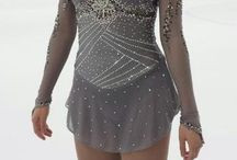 Figure skating dresses