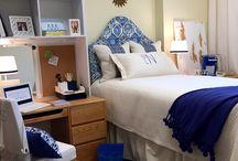 Dorm Bedding / Beautiful design your own dorm room furnishings-all by dorm-decor. www.dorm-decor.com