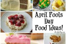 april fools :o / by Maureen Thompson