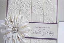 Wedding Cards / Handmade wedding card ideas