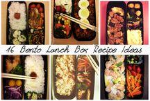 Japanese meals / by Miyako Paltu-ob