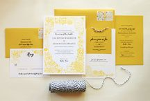 Wedding | Invitations  / by Brooke Anne