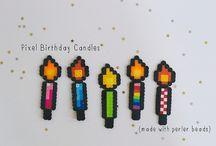 Hama beads Christmas/Easter/Party