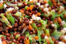 Essen ohne Weizen-/ Mehlprodukte