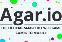 Agar.io - 2D Game Arena