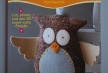 Dolls & Soft Toys ~  Books / by Nittens & Patches