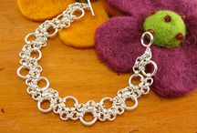 Chain maille jewelry