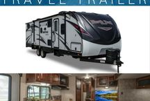 Top 5 Best Travel Trailers For Traveling With Grandkids / Camping with your grandkids will create lasting memories neither of you will ever forget.  But which travel trailer has the best space for feeding them, entertaining them and (hopefully) putting them to sleep?    Your fellow RVers have spoken and below are the top 5 most popular, best rated travel trailers for traveling with grandkids for the 2017 model year.