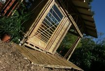 Bamboo structures - Giant Grass / Photos of the bamboo structures designed and built by Giant Grass.