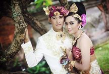 wedding couple / ..