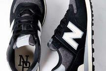 New balans topánky