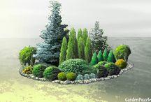 projekt ogrodów