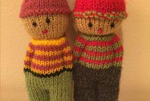 Muñecas Tricot