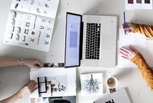 Inspiring desks