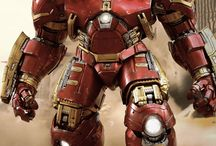 Page 2 - Hulkling / Sci-fi Power Armored Superhero