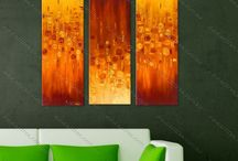 3 Panel Canvas Painting / Quality 3 Panel Canvas Painting available for purchase at www.arttree.com.au. Perfect for home, office & restaurant decor.