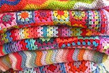 Blankets galore