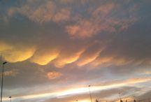 Nubes / Aquí encontramos fotos de nubes que, o bien he hecho yo, o bien me las han ido enviando los clientes de la web de Altocúmulo, www.altocumulo.com