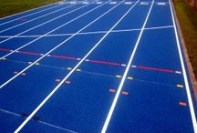 Athletics Track Surfacing