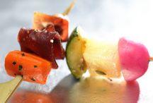 Apéro de l'été / Cet été, réunissez-vous et partagez nos délicieuses pièces apéritives pour un moment convivial et gourmand !